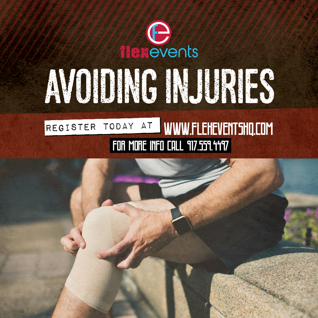 Image for Avoiding Injury blog