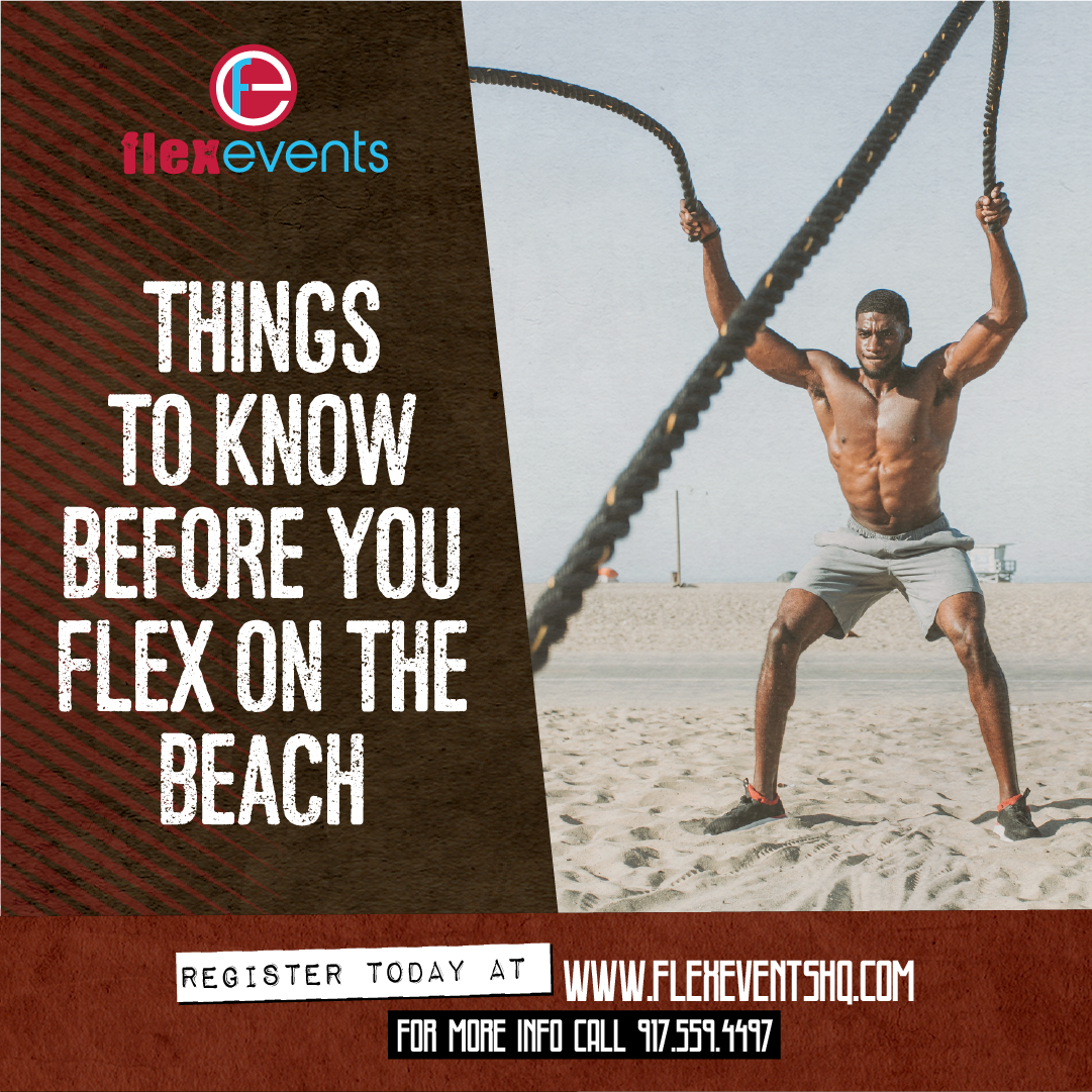 Flyer for Things to KNow Before you Flex Blog