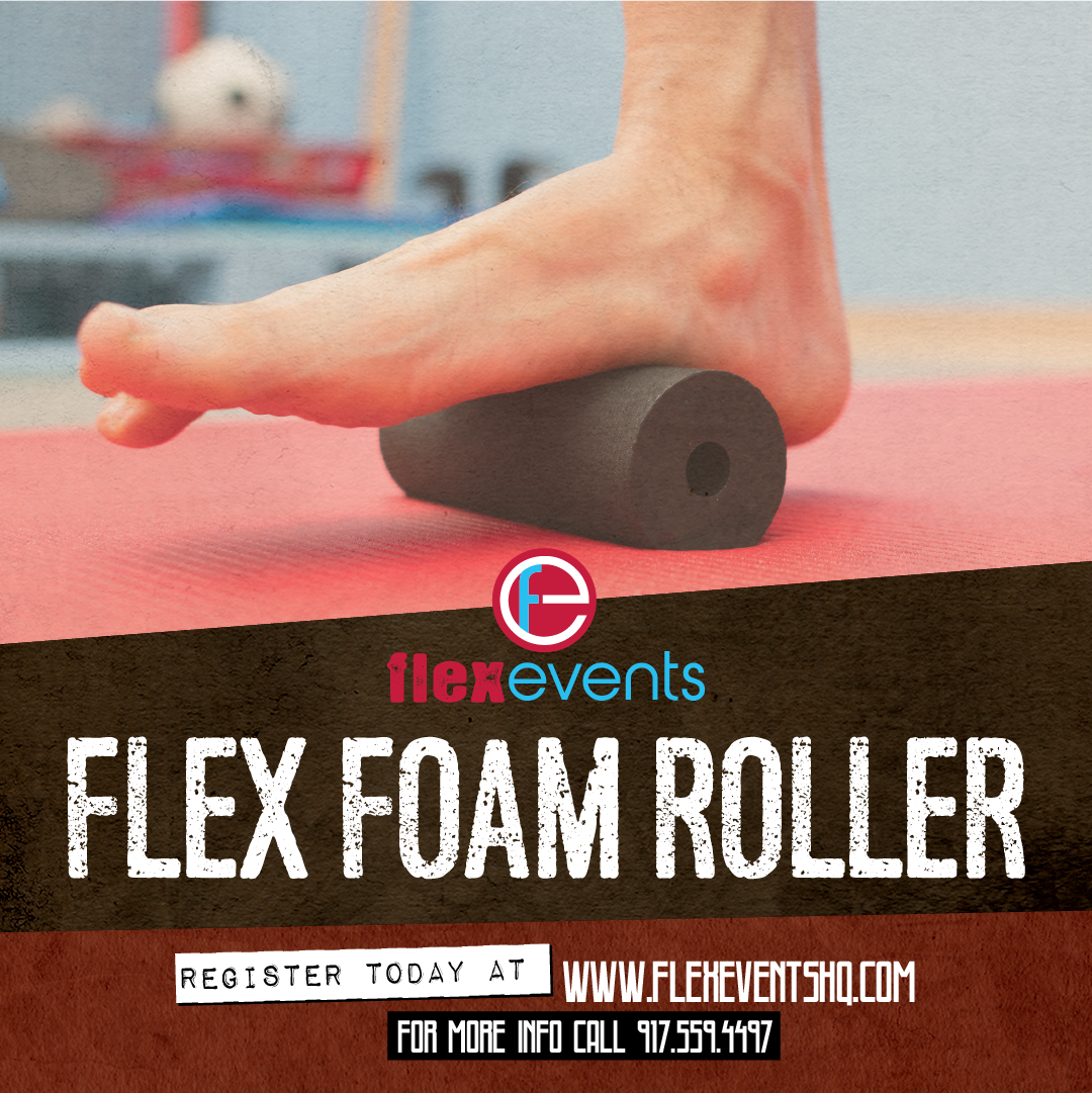 Flyer for Benefits of Foam Rolling Blog